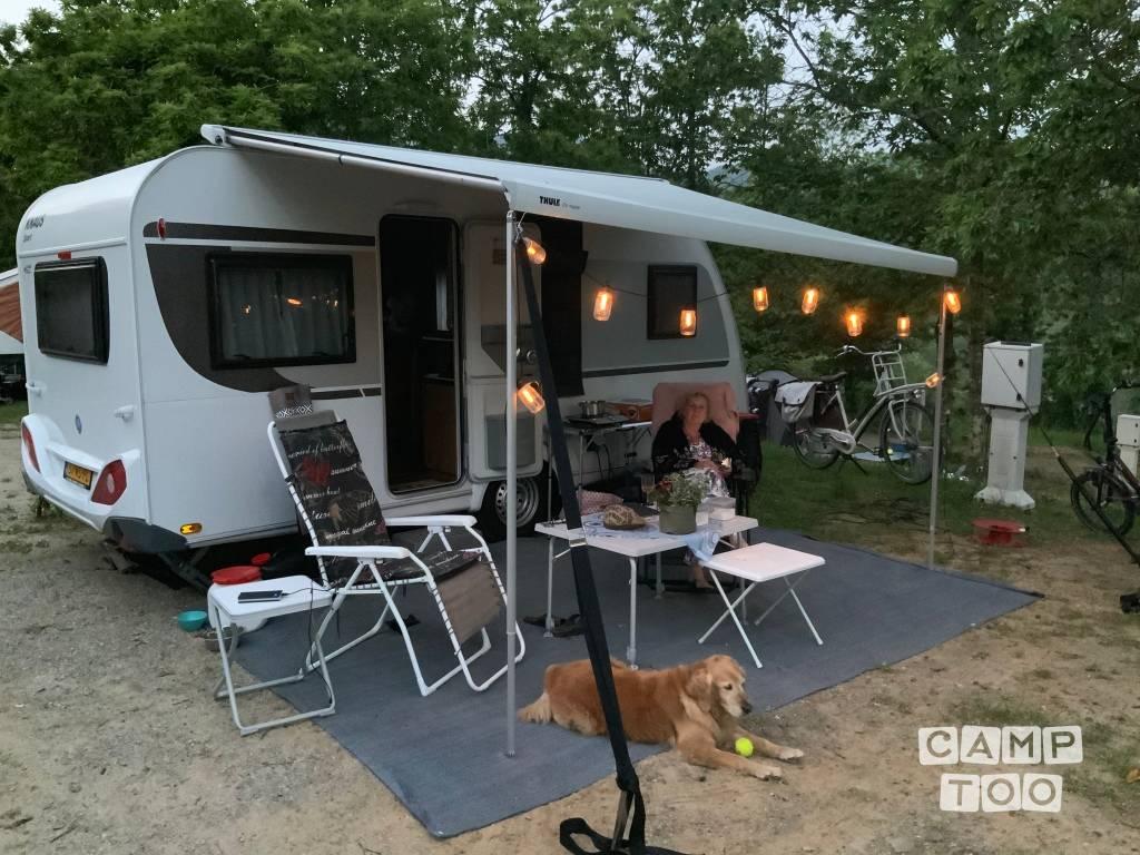 Knaus caravan from 2018: photo 1/12