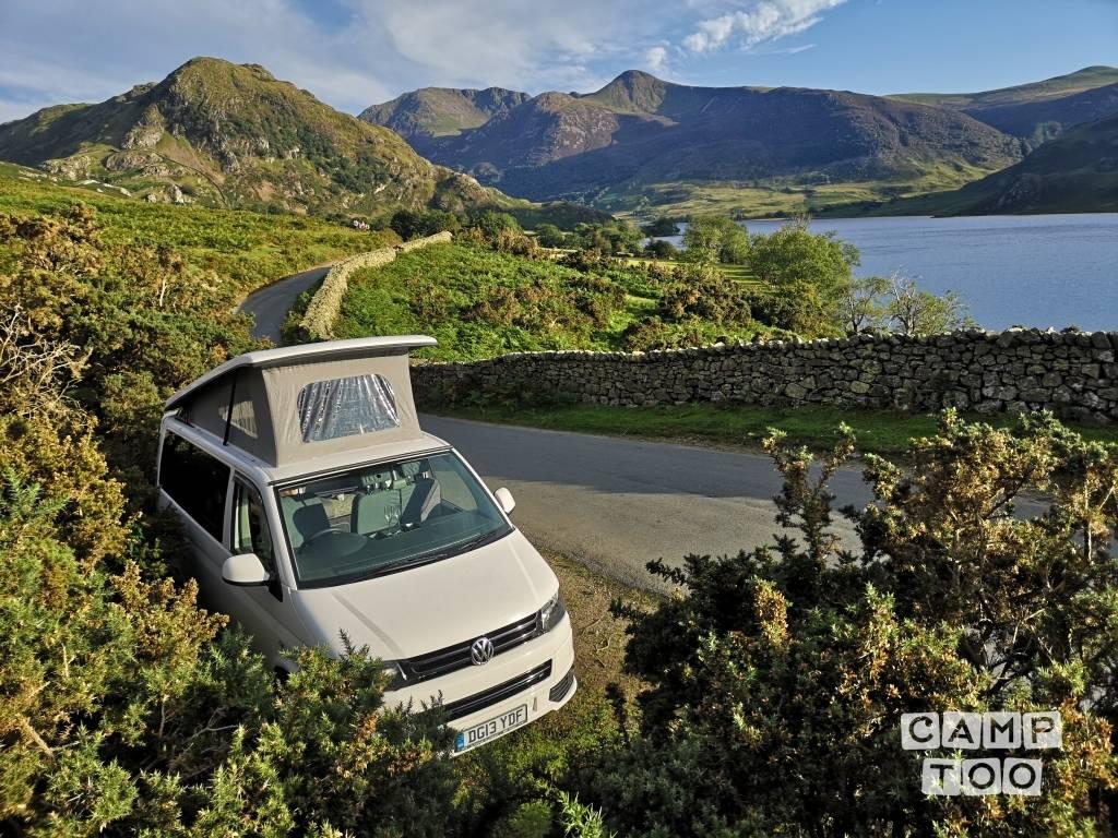 Volkswagen camper uit 2013: foto 1/17