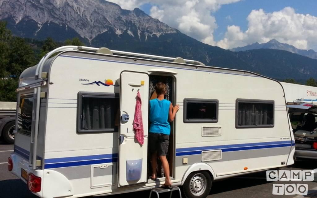Hobby caravan od 2005: zdjęcie 1/13