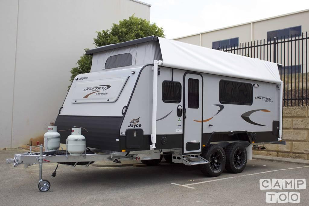 Jayco caravan from 2018: photo 1/7