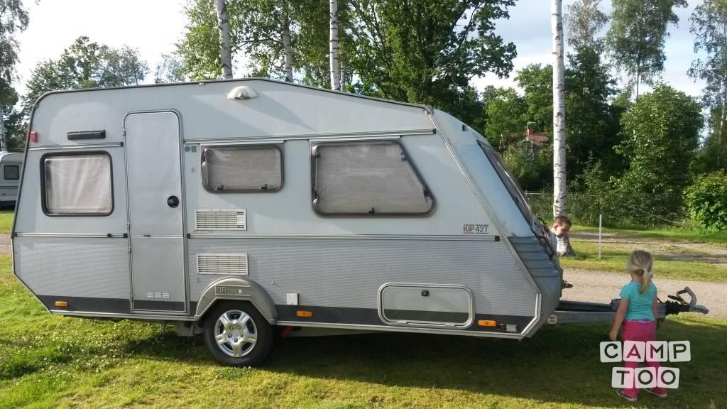 KIP caravan uit 1994: foto 1/19