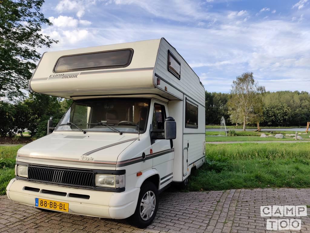 Fiat camper uit 1991: foto 1/11