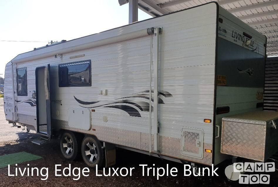 Living Edge caravan från 2018: foto 1/12