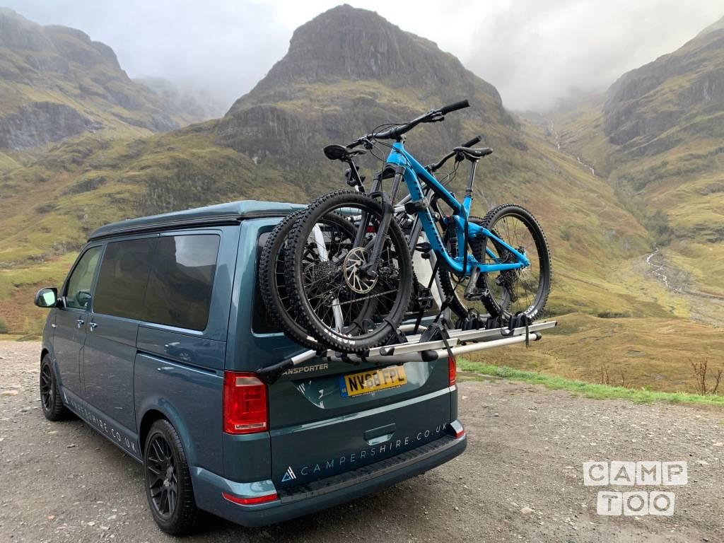 Volkswagen camper uit 2019: foto 1/8