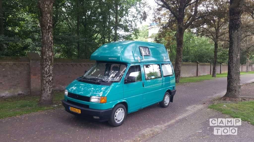 Volkswagen camper from 1992: photo 1/10