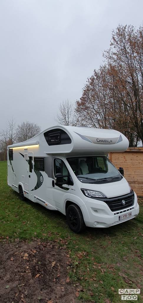Chausson camper from 2020: kuva 1/28