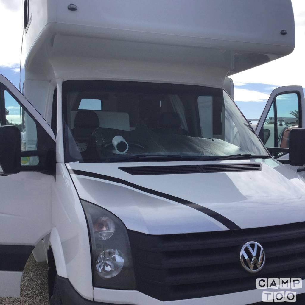 Volkswagen camper uit 2013: foto 1/42