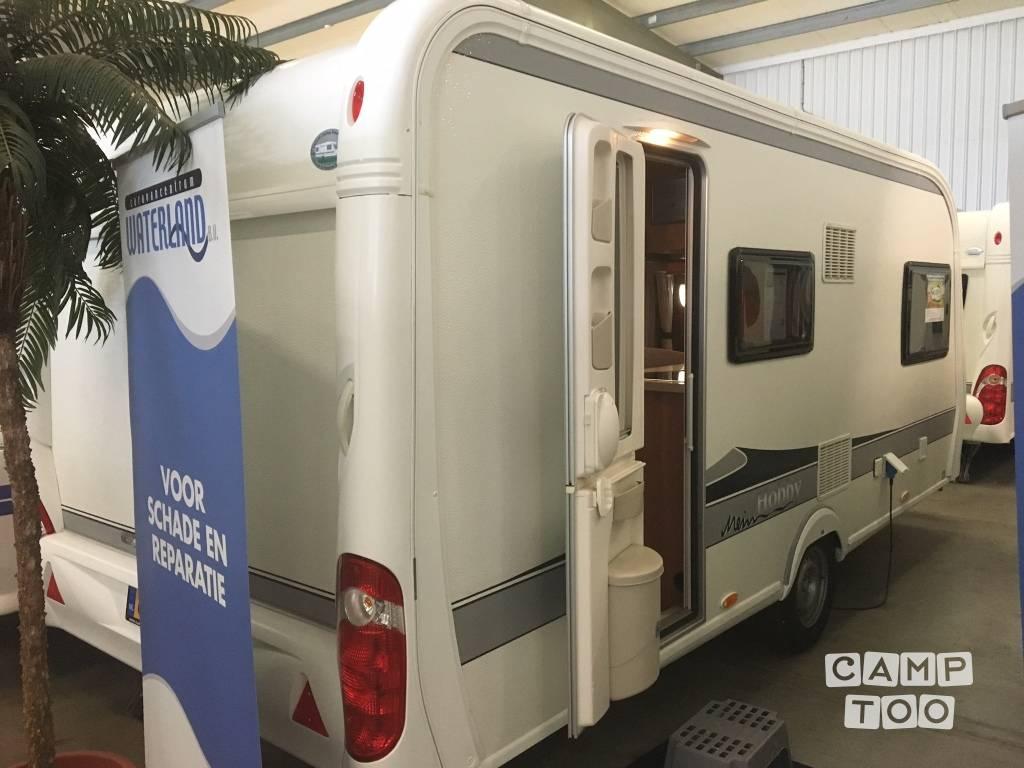 Hobby caravan from 2011: photo 1/6