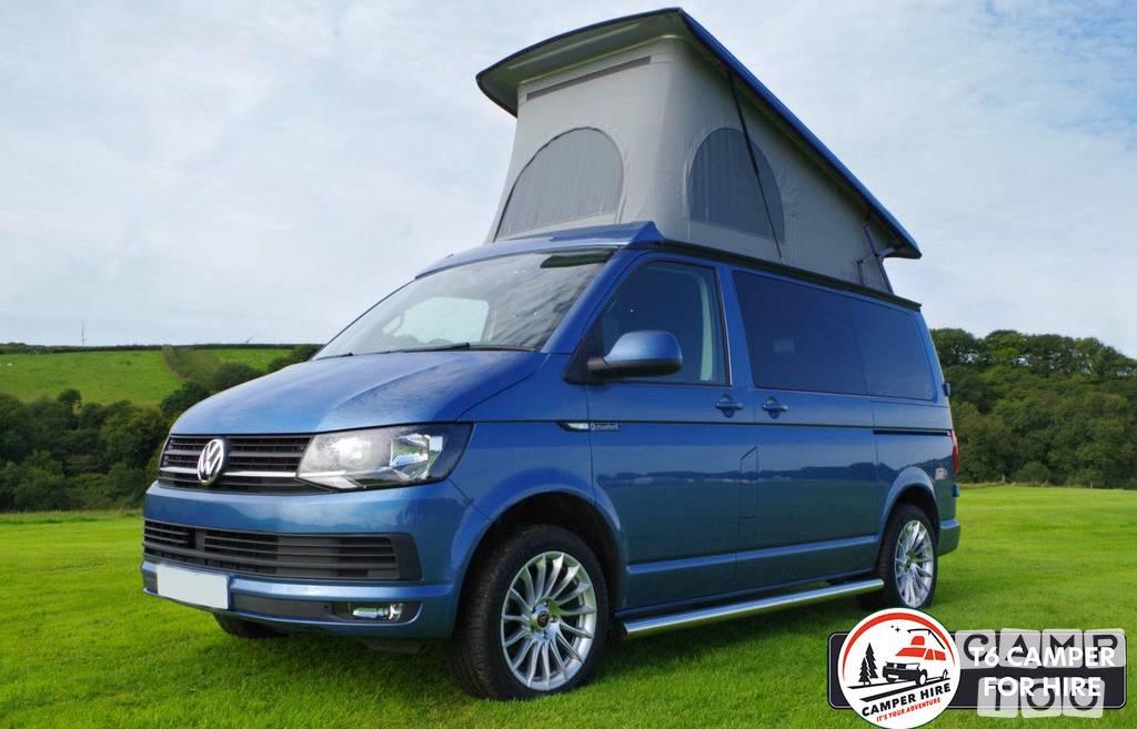 Volkswagen camper uit 2017: foto 1/23