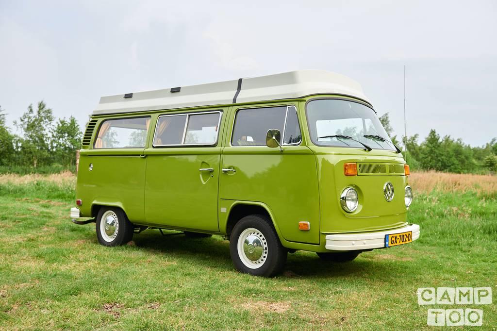 Volkswagen camper uit 1978: foto 1/14