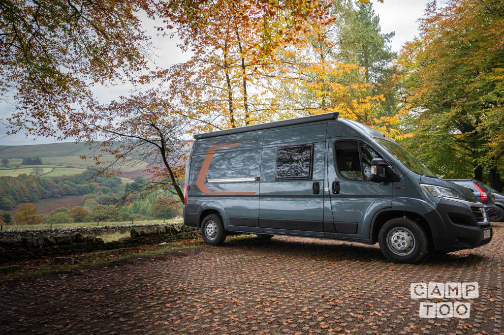 Weinsberg  camper from 2020: photo 1/12