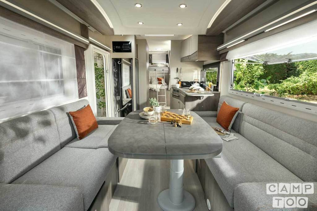 Chausson camper from 2020: photo 1/15