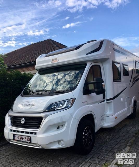 Fiat camper from 2020: photo 1/31
