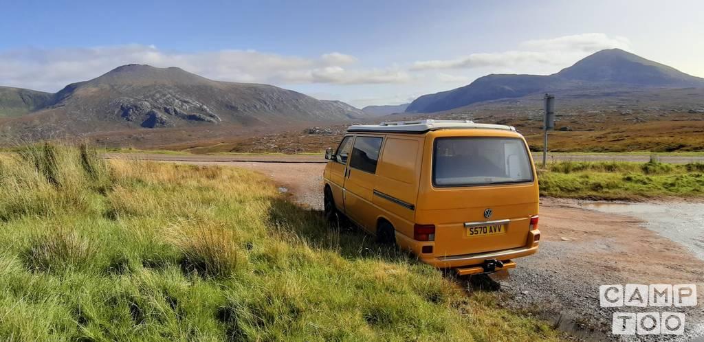 Volkswagen camper from 1998: photo 1/12