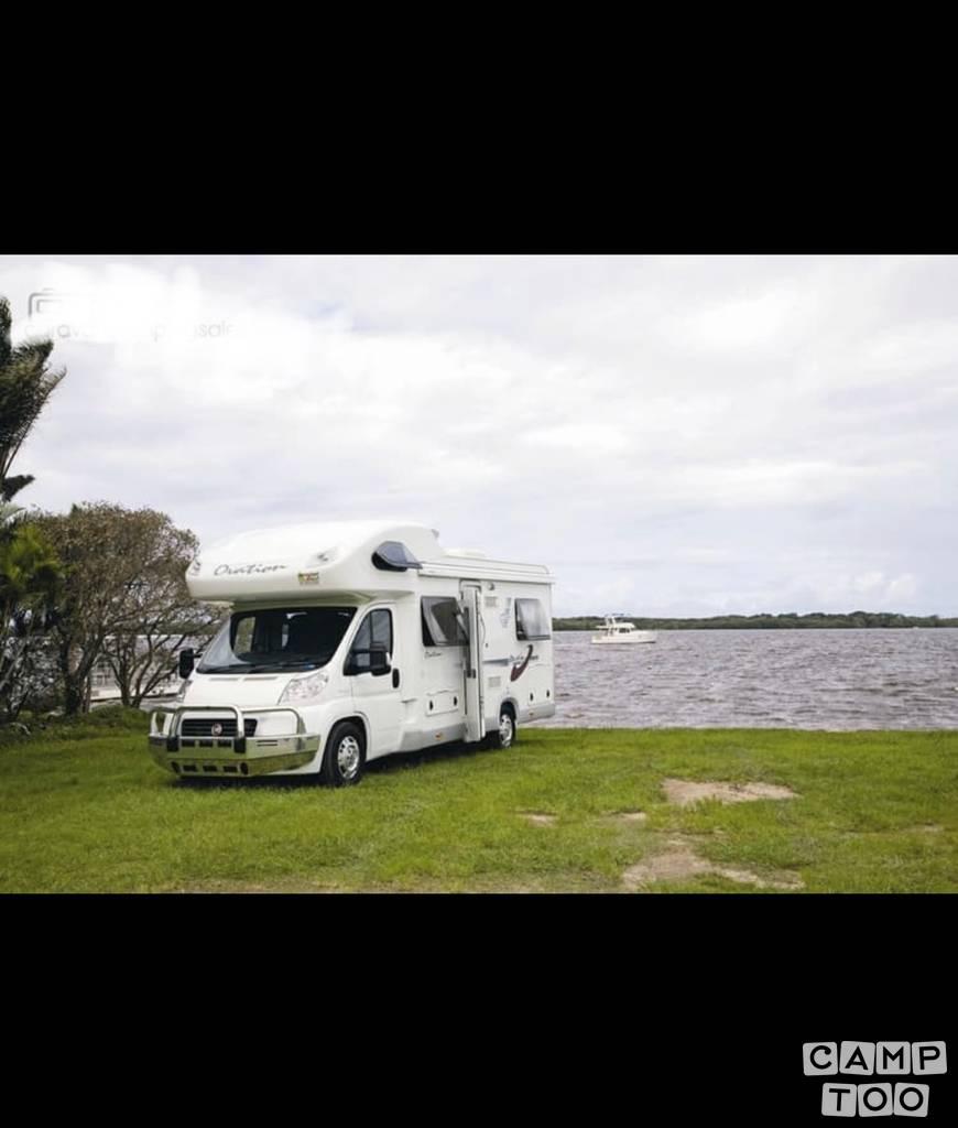Avan camper from 2015: photo 1/10