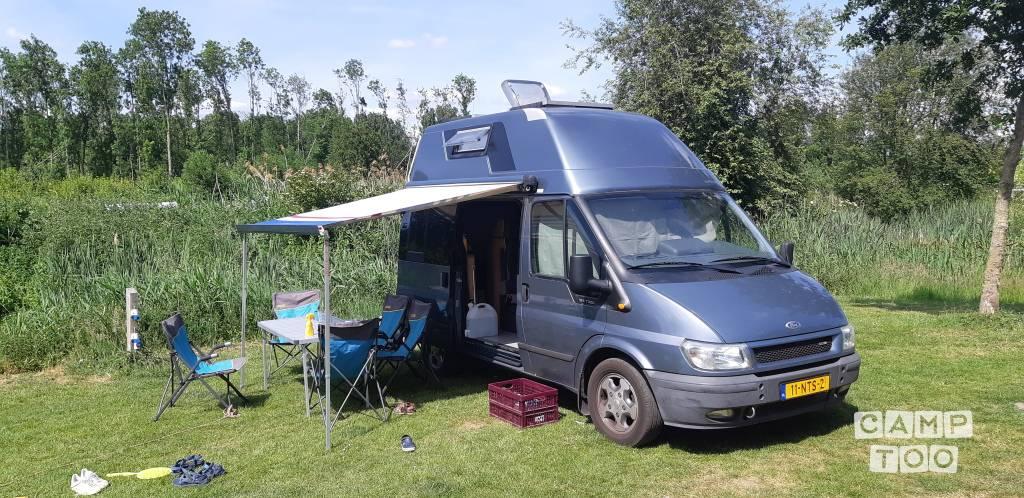 Westfalia camper uit 2004: foto 1/18
