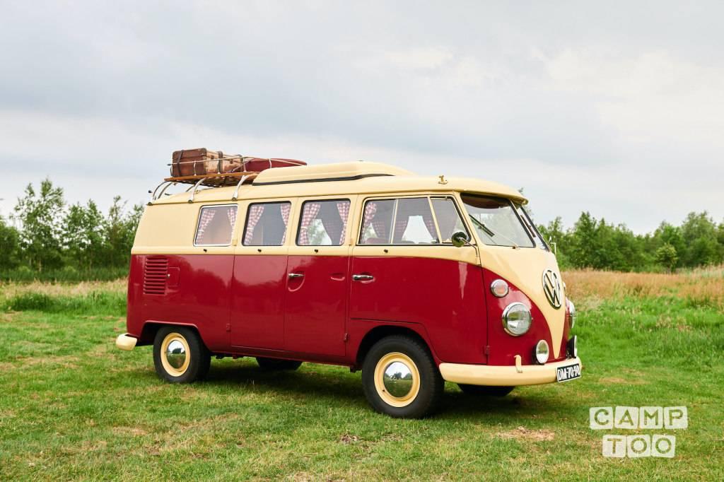 Volkswagen camper uit 1966: foto 1/14