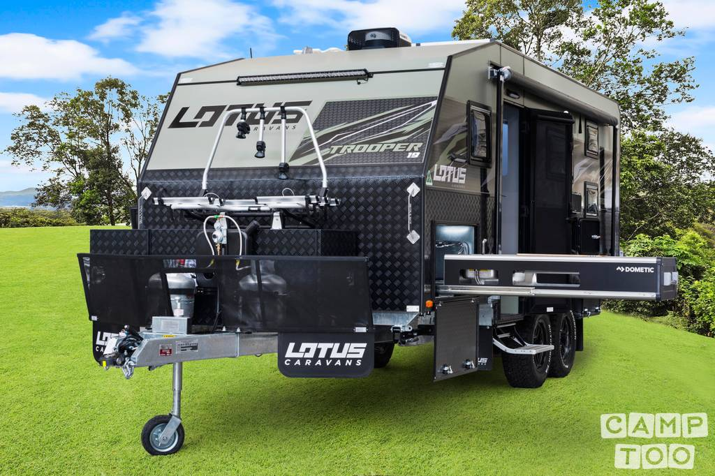 Lotus Caravans caravan from 2020: photo 1/35