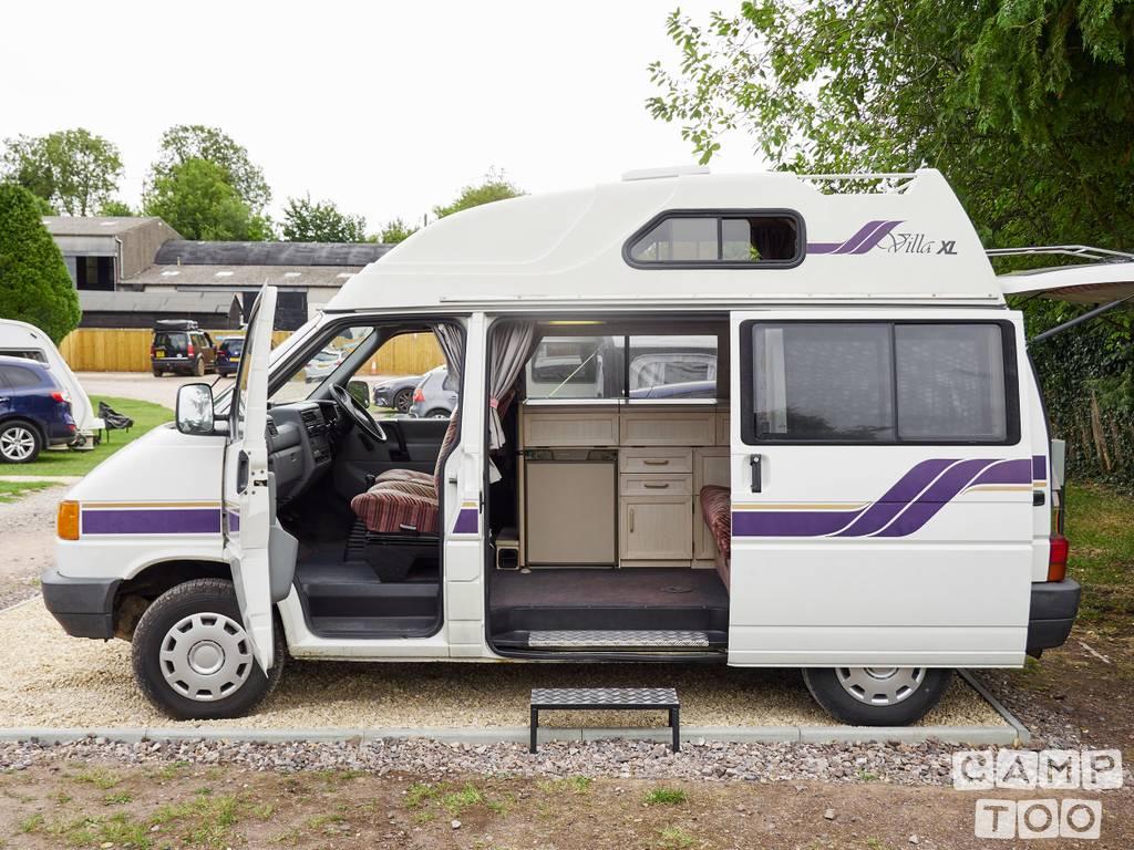 Volkswagen camper from 1994: photo 1/8