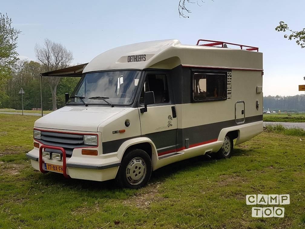 Fiat camper uit 1987: foto 1/22