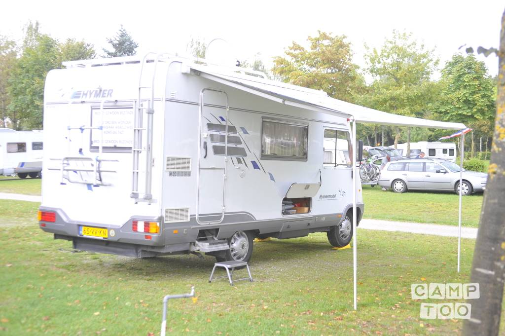 Hymer camper from 1997: photo 1/13