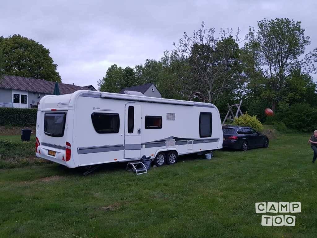 Hobby caravan from 2010: photo 1/15