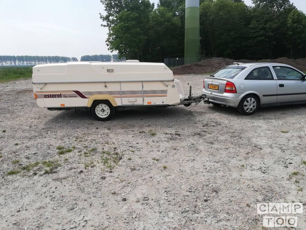 Esterel caravan from 1990: photo 1/11