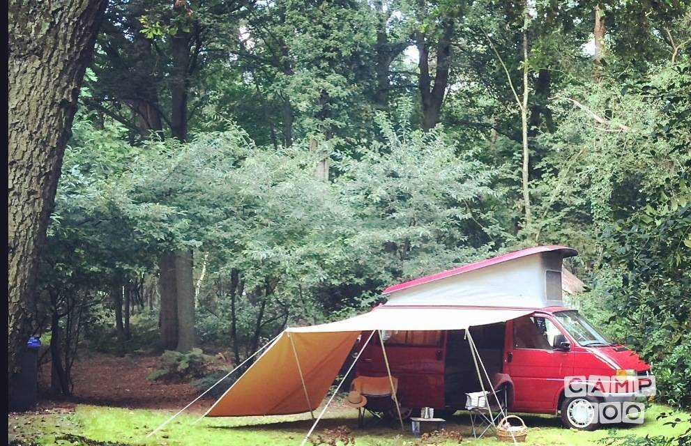 Volkswagen camper from 1991: photo 1/12