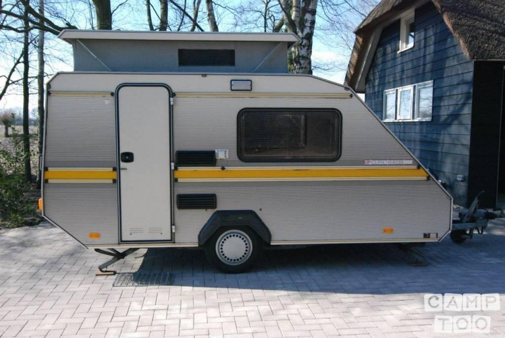 Kip Caravans caravan from 1985: photo 1/6