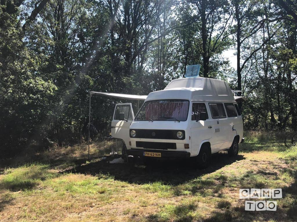 Volkswagen camper uit 1986: foto 1/9
