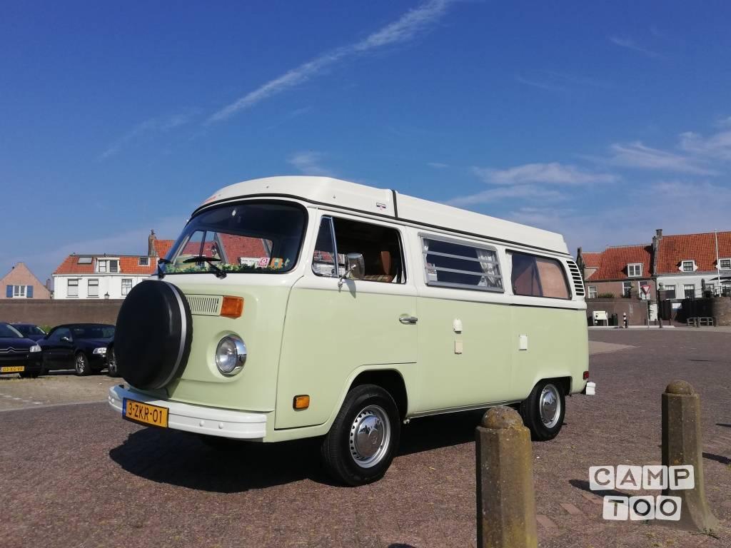 Volkswagen camper from 1978: photo 1/16