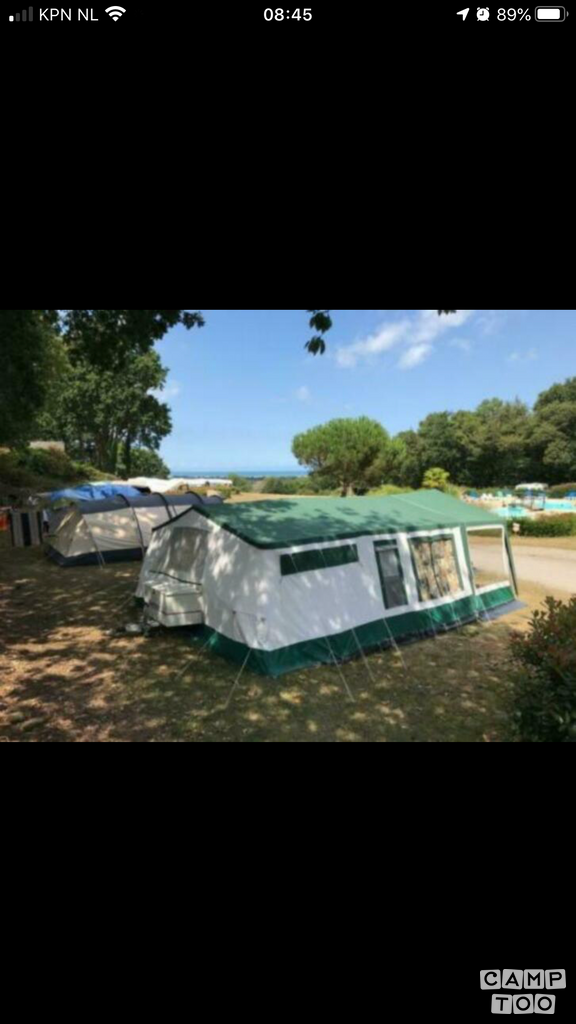 Roadmaster Caravans caravan from 2000: photo 1/5