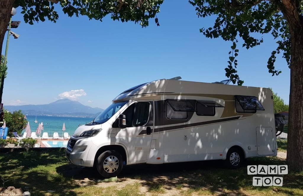 Carado camper from 2020: photo 1/15