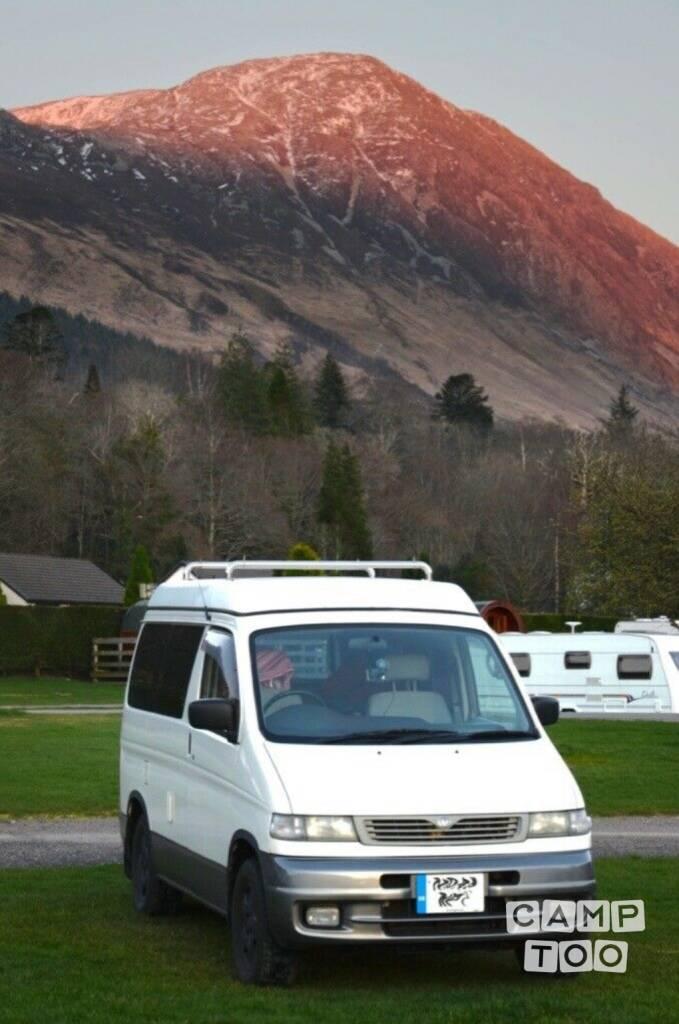 Mazda camper from 1996: photo 1/10