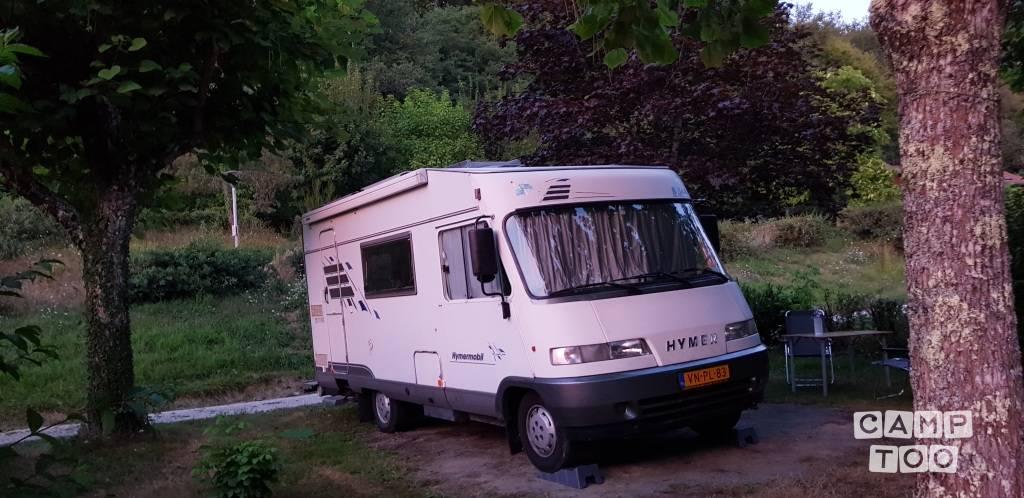 Fiat camper uit 1996: foto 1/21