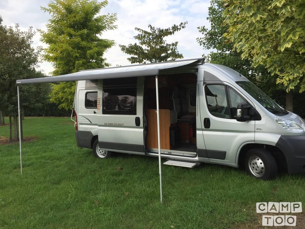 Fiat camper uit 2010: foto 1/9