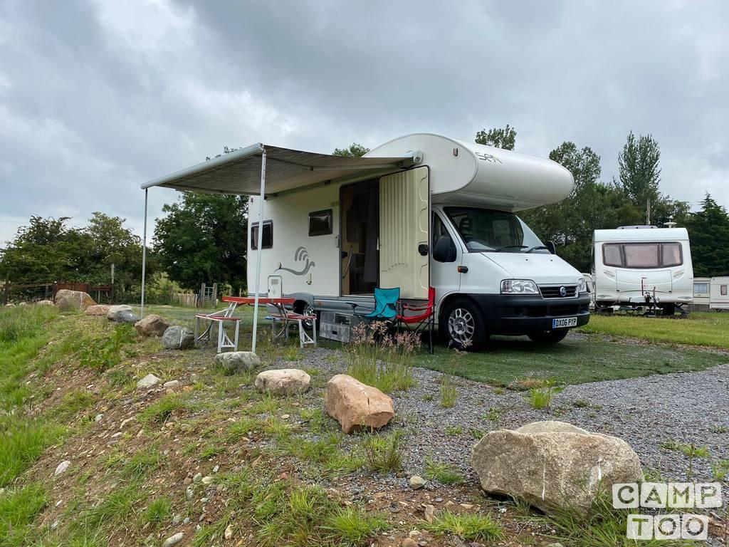Fiat camper uit 2006: foto 1/14
