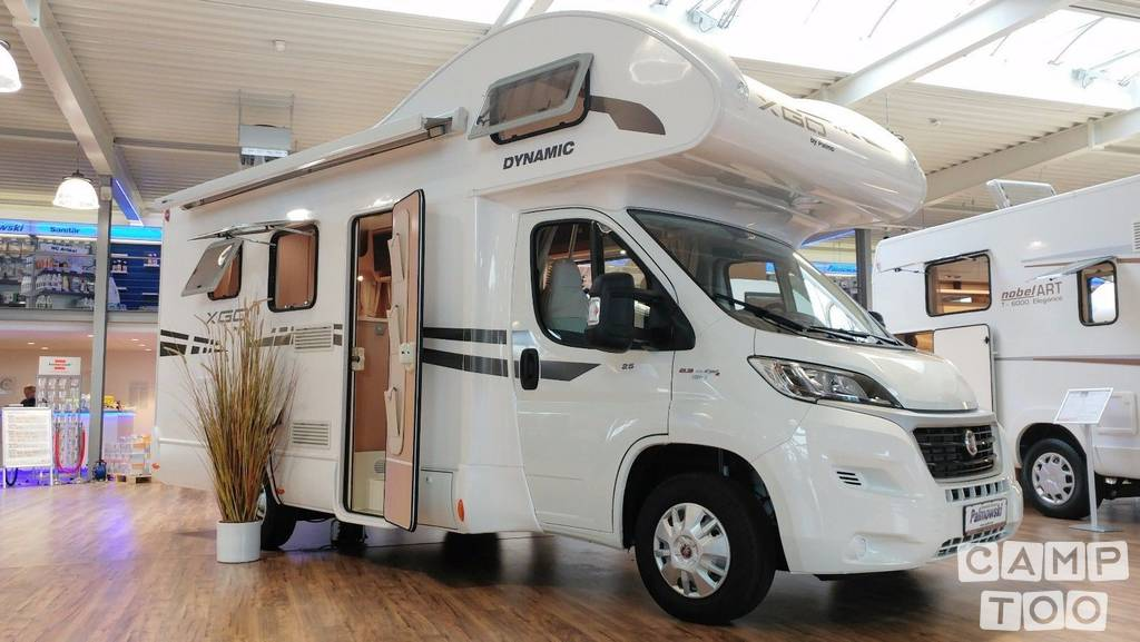XGO camper from 2018: photo 1/2