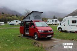 Volkswagen camper uit 2017: foto 1/6