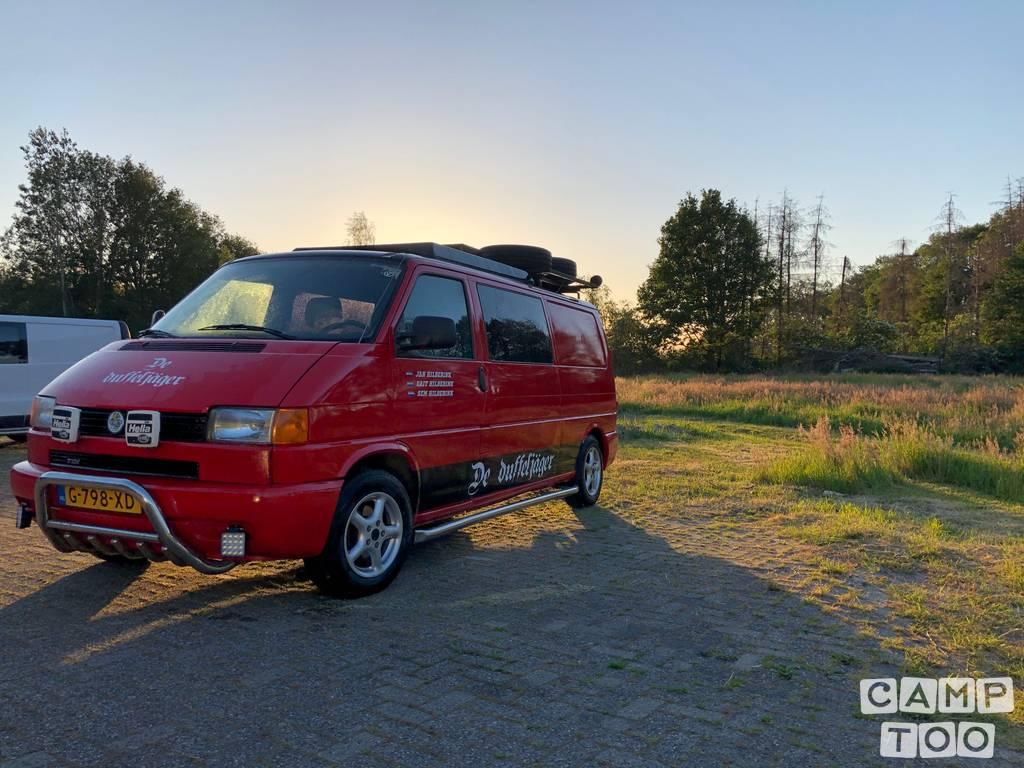 Volkswagen camper uit 1996: foto 1/9