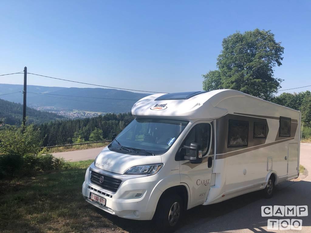 Fiat camper uit 2019: foto 1/22