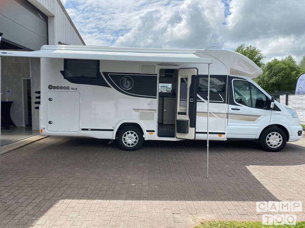 Motorhome - mobilhome - camper - campingcar - Benimar - cocoon - 463 - NAK - automaat - northsea motorhomes - veurne  (31).jpg