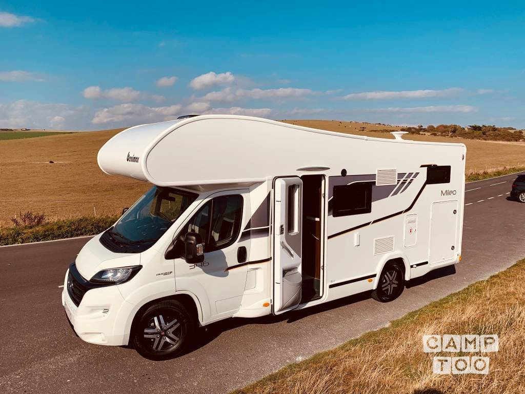 Benimar camper from 2019: photo 1/20