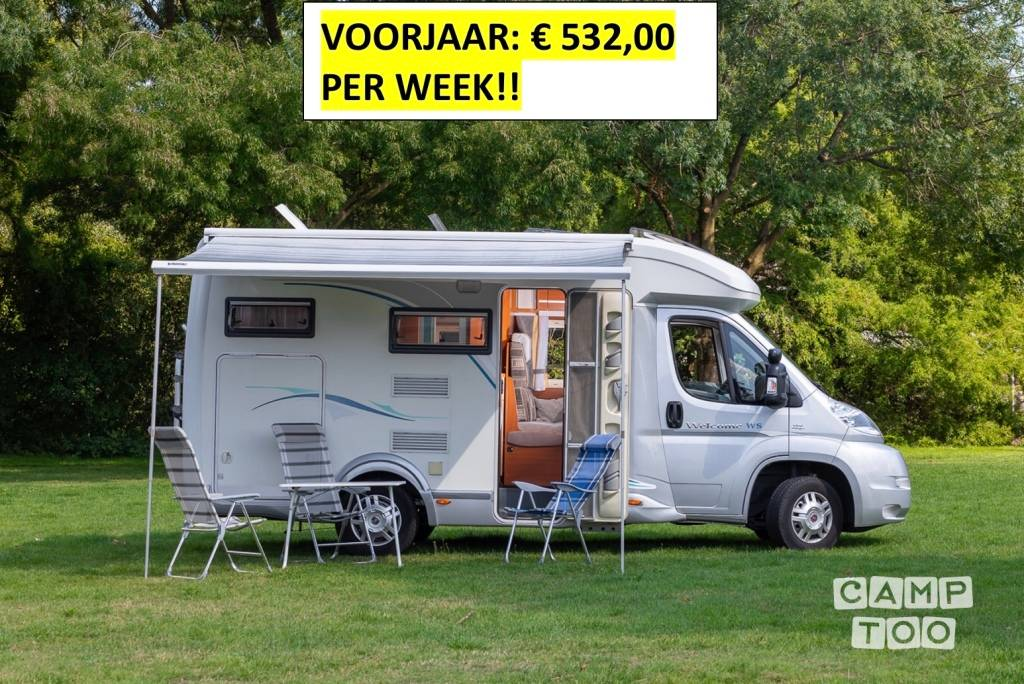 Chausson camper from 2009: photo 1/17
