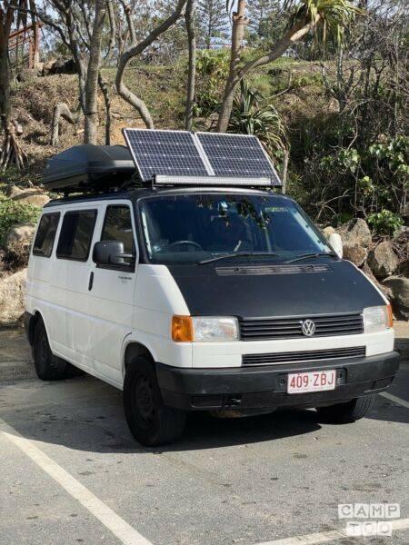 Volkswagen camper from 1999: photo 1/7