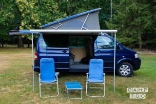 Volkswagen camper uit 2006: foto 1/5