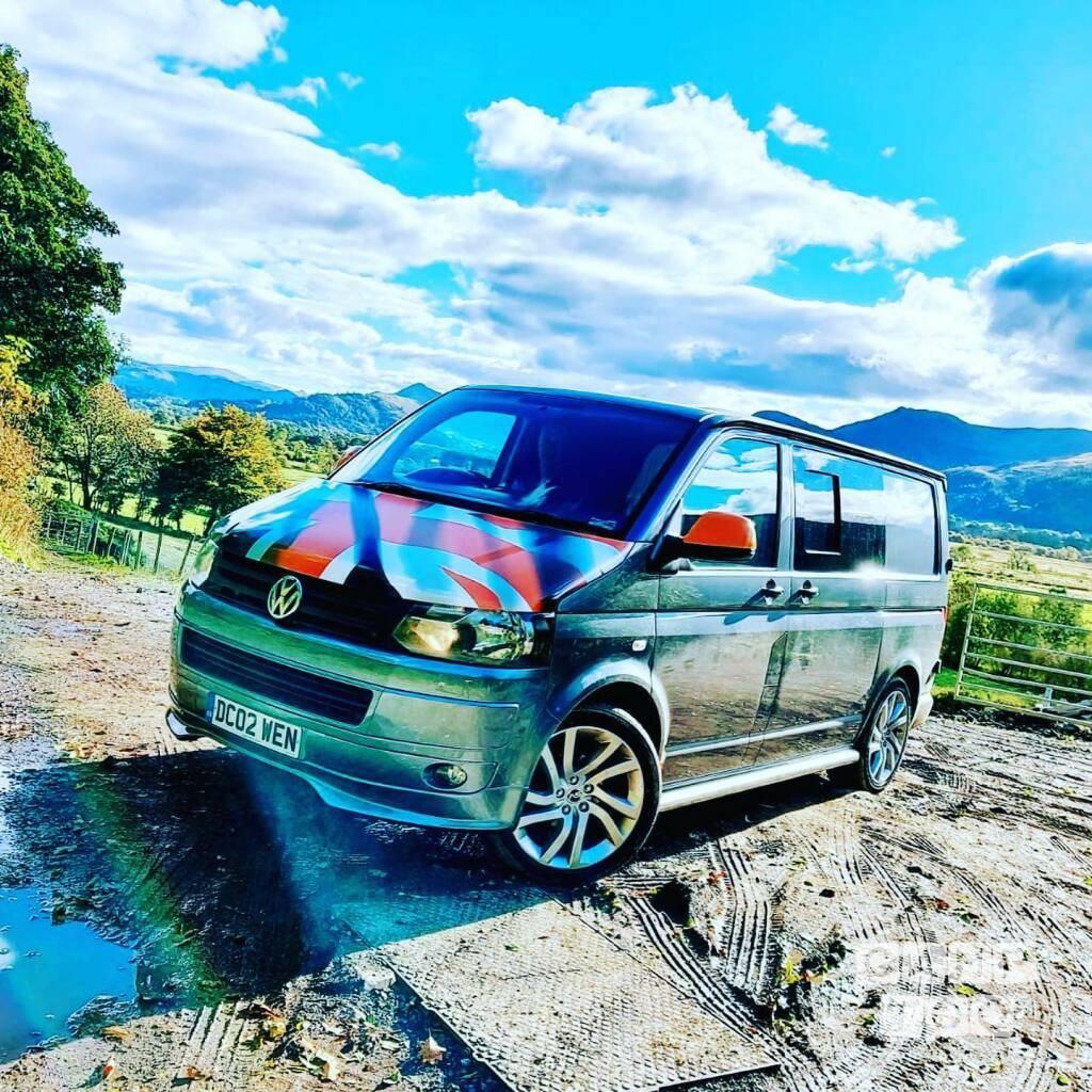 Volkswagen camper uit 2013: foto 1/51