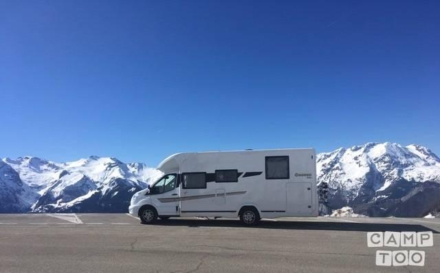 Ford camper uit 2019: foto 1/24