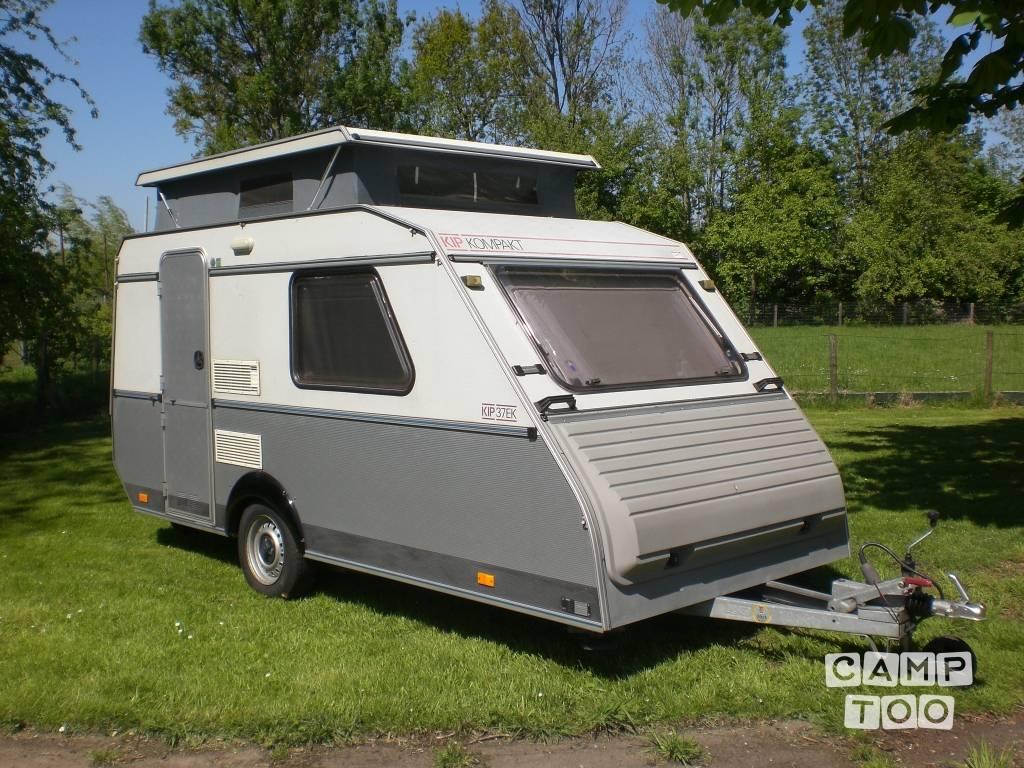 Kip Caravans caravan from 1994: photo 1/14