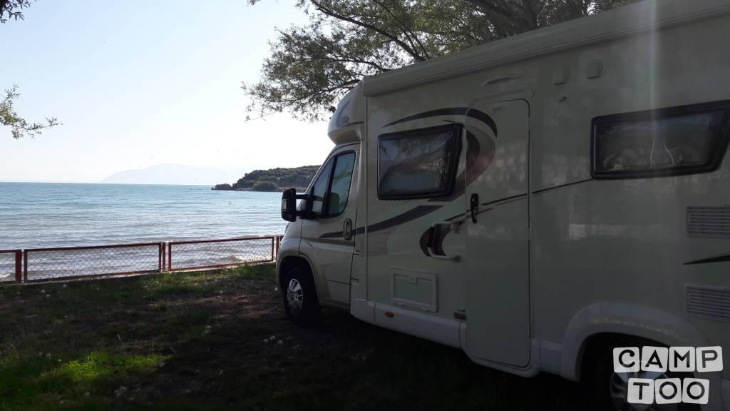 ELDDIS camper from 2017: photo 1/14